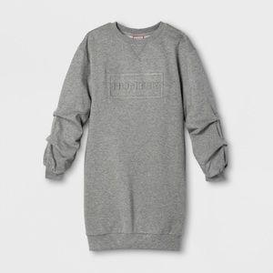 Hunter for Target grey sweatshirt dress